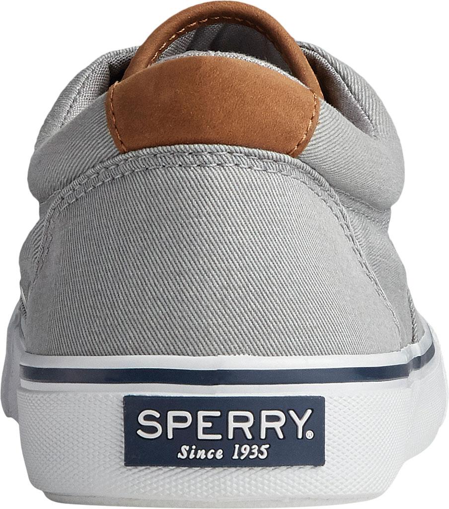Men's Sperry Top-Sider Striper II CVO Washed Sneaker, Salt Washed Grey Canvas, large, image 4