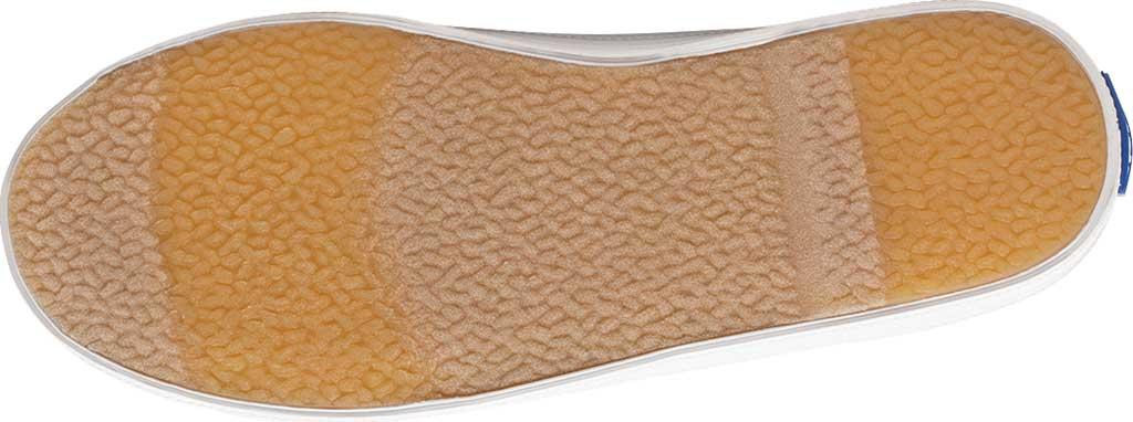 Girls' Keds Kickstart Seasonal Sneaker, Stripe Organic Cotton, large, image 5