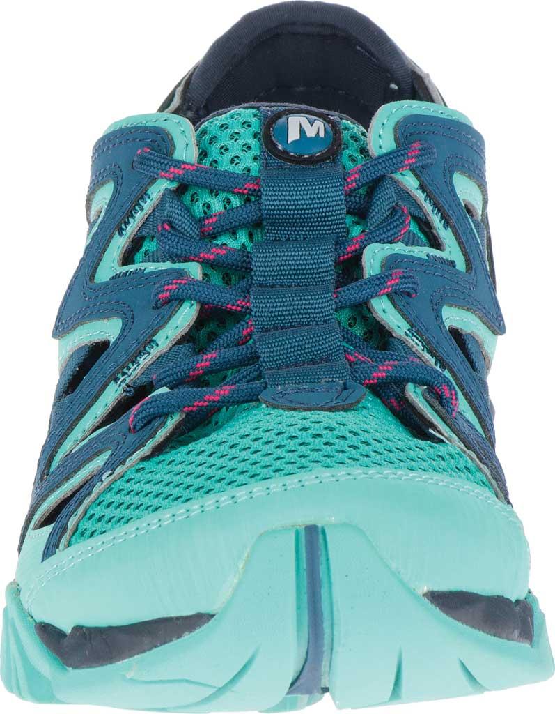 Women's Merrell Tetrex Crest Wrap Water Shoe, Legion Blue Synthetic/Textile, large, image 4