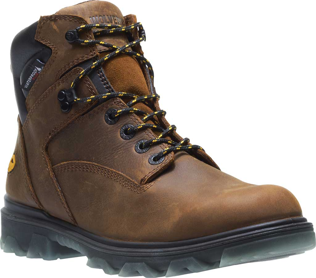 Men's Wolverine I-90 Mid Soft Toe Work Boot, , large, image 1