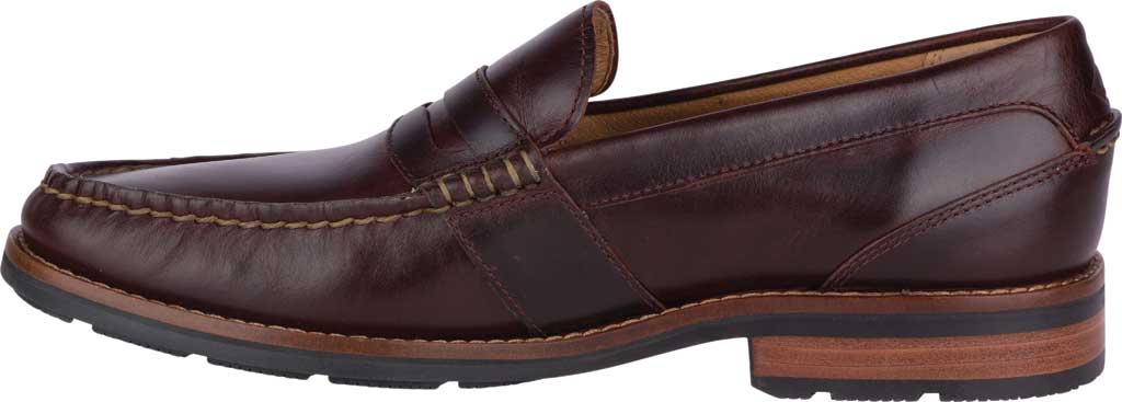 Men's Sperry Top-Sider Essex Penny Loafer, Amaretto Leather, large, image 3
