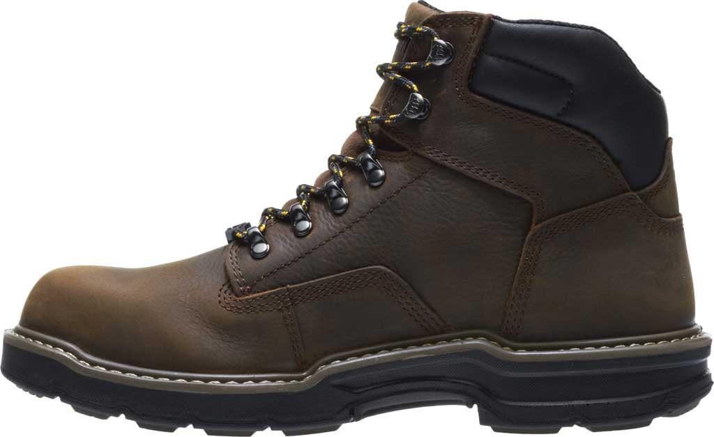 "Men's Wolverine Bandit CarbonMAX Waterproof 6"" Boot, Dark Brown Full Grain Leather, large, image 3"