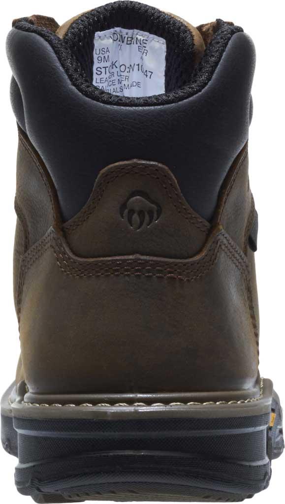 "Men's Wolverine Bandit CarbonMAX Waterproof 6"" Boot, Dark Brown Full Grain Leather, large, image 4"