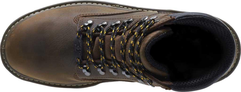 "Men's Wolverine Bandit CarbonMAX Waterproof 6"" Boot, Dark Brown Full Grain Leather, large, image 5"