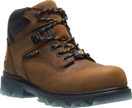 """Women's Wolverine I-90 EPX Composite Toe 9"""" Boot, Brown Full Grain Leather, large, image 1"""