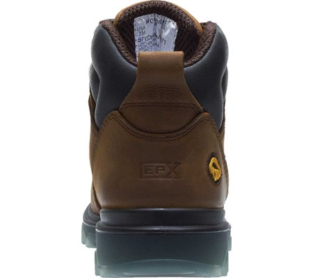 """Women's Wolverine I-90 EPX Composite Toe 9"""" Boot, Brown Full Grain Leather, large, image 4"""