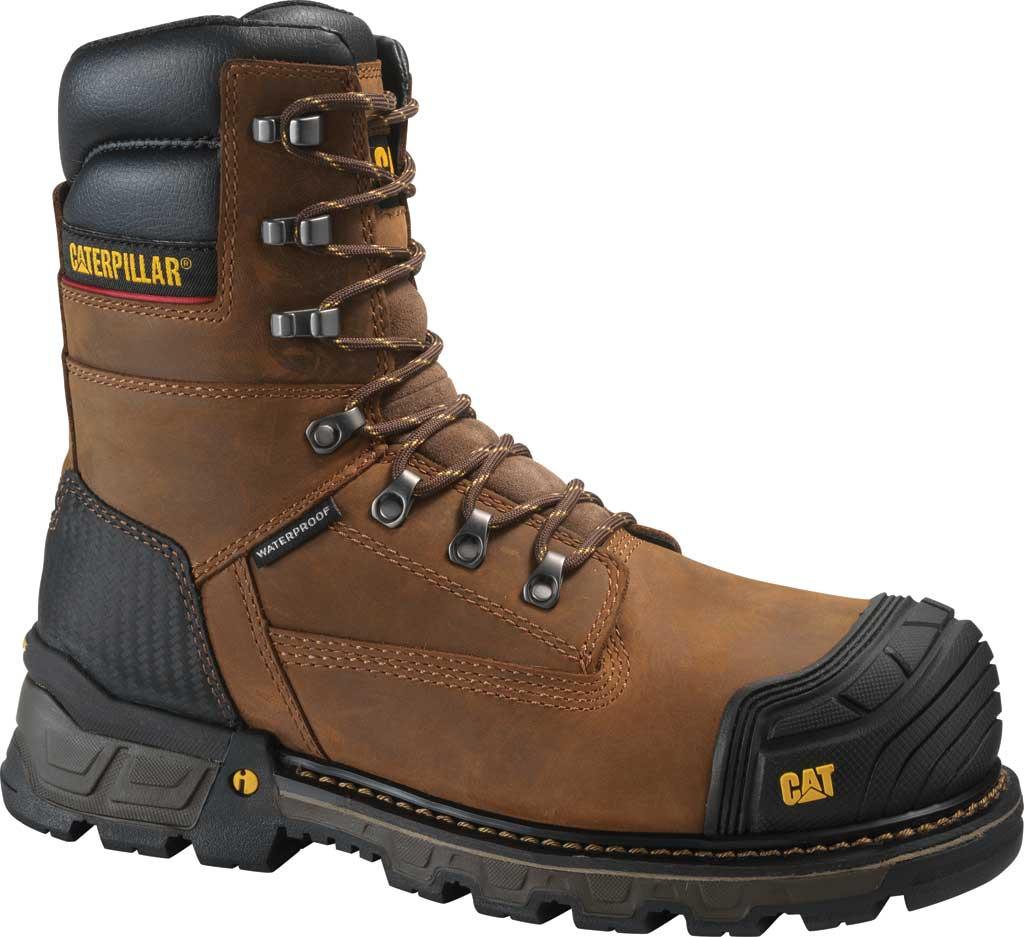 """Men's Caterpillar Combine 8"""" Waterproof Composite Toe Boot, , large, image 1"""