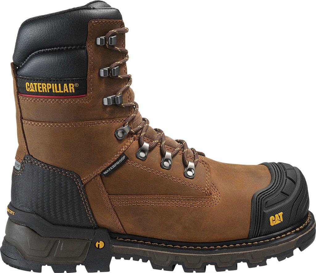 """Men's Caterpillar Combine 8"""" Waterproof Composite Toe Boot, , large, image 2"""