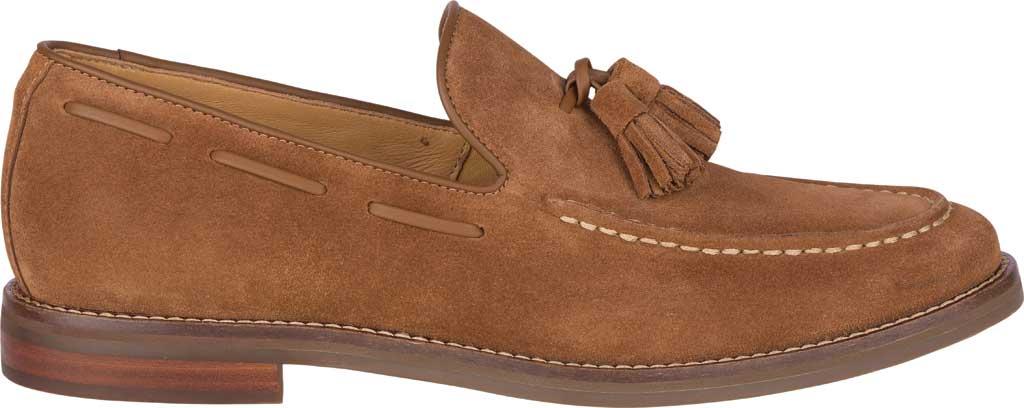 Men's Sperry Top-Sider Gold Exeter Tassel Loafer, Dark Snuff Full Grain Leather, large, image 2