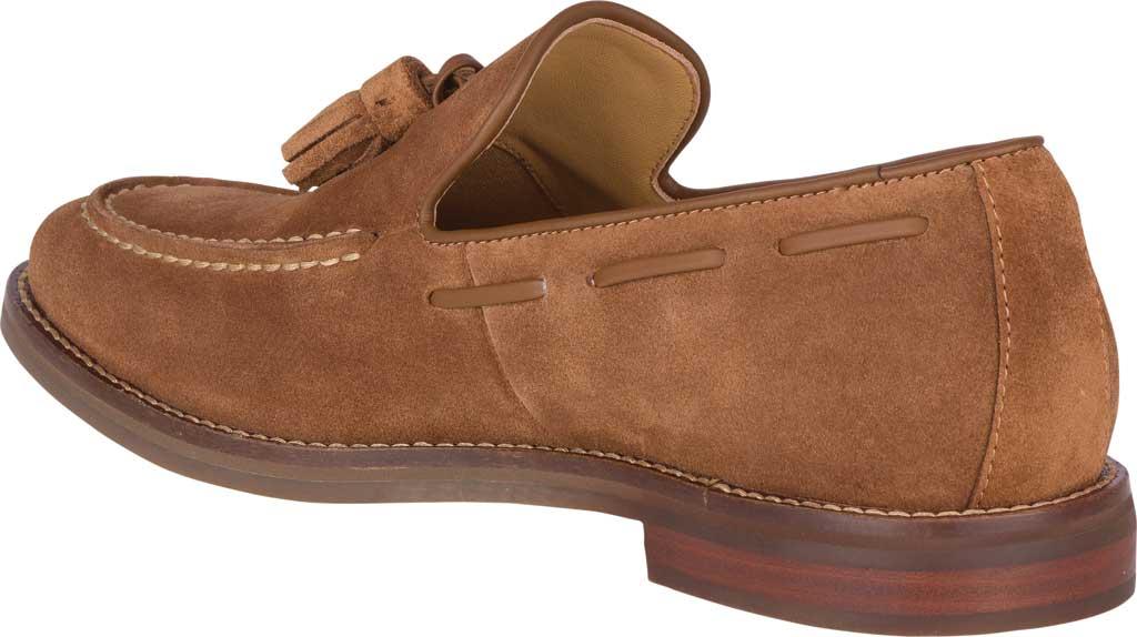 Men's Sperry Top-Sider Gold Exeter Tassel Loafer, Dark Snuff Full Grain Leather, large, image 4