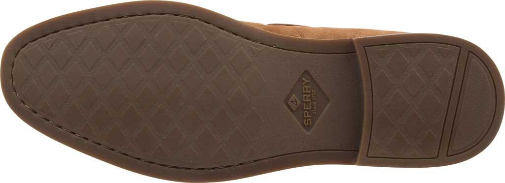 Men's Sperry Top-Sider Gold Exeter Tassel Loafer, Dark Snuff Full Grain Leather, large, image 6
