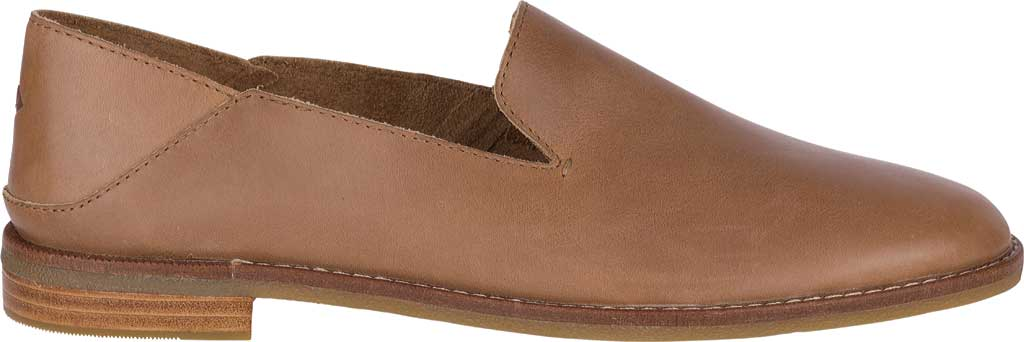 Women's Sperry Top-Sider Seaport Levy Loafer, Tan Leather, large, image 2