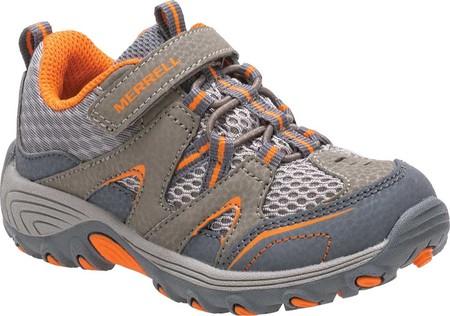 Infant Merrell Trail Chaser Junior Hiking Shoe, Gunsmoke, large, image 1