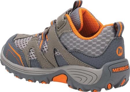 Infant Merrell Trail Chaser Junior Hiking Shoe, Gunsmoke, large, image 3