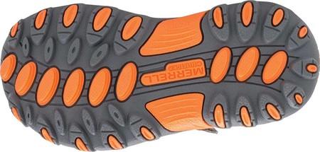 Infant Merrell Trail Chaser Junior Hiking Shoe, Gunsmoke, large, image 4