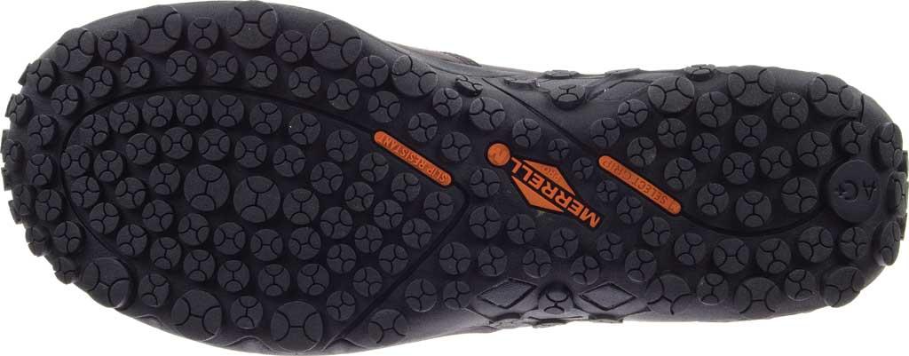Men's Merrell Work Jungle Moc Air Cushion/Pro, Black Waterproof Full Grain Leather, large, image 7
