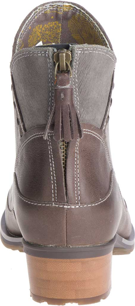 Women's Chaco Cataluna Mid Boot, Taupe Full Grain Leather, large, image 4