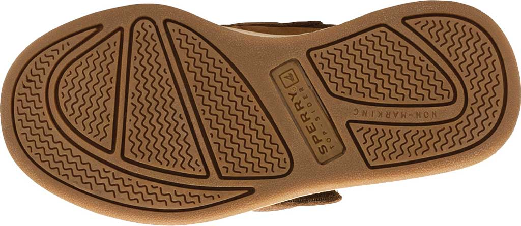 Infant Boys' Sperry Top-Sider Sperry Cup II Boat Shoe, Brown Leather, large, image 4