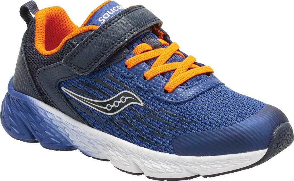 Boys' Saucony Wind AC Running Shoe, , large, image 1