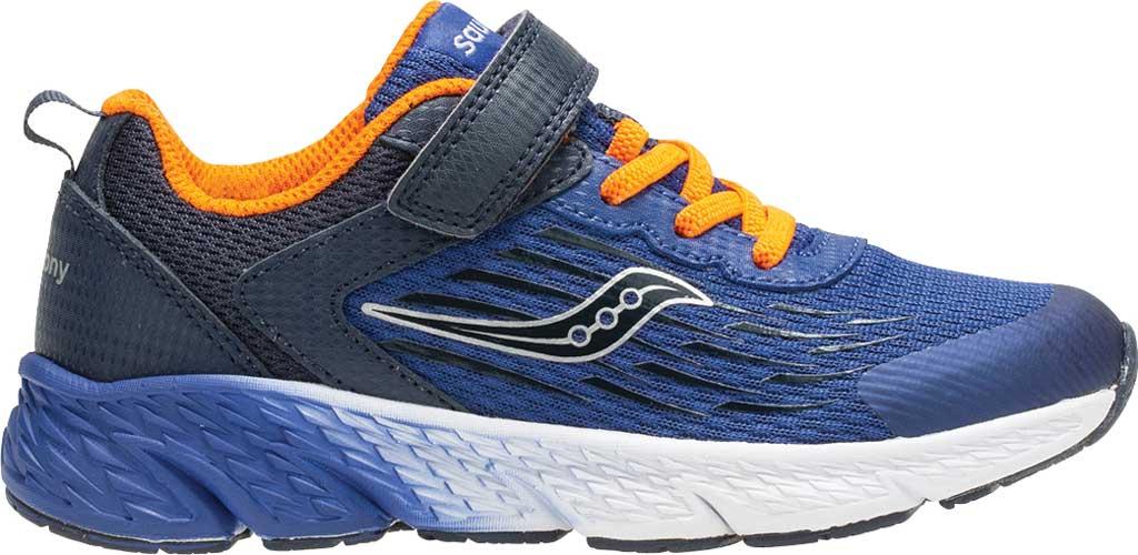 Boys' Saucony Wind AC Running Shoe, , large, image 2