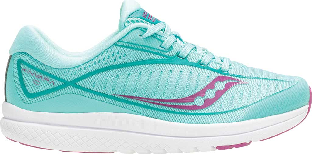 Girls' Saucony Kinvara 10 Running Shoe, , large, image 2