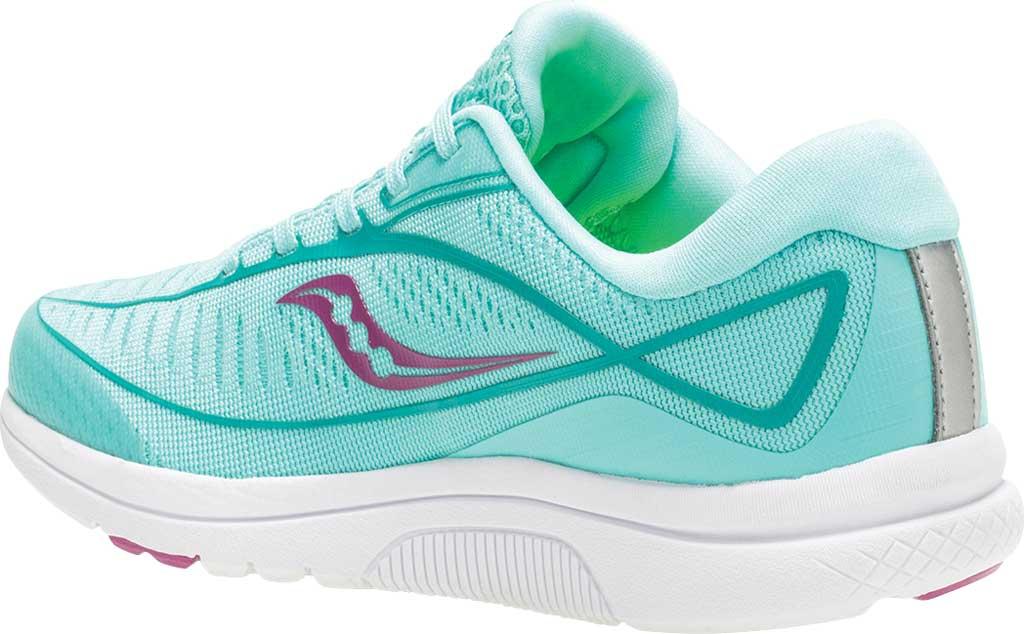 Girls' Saucony Kinvara 10 Running Shoe, , large, image 3