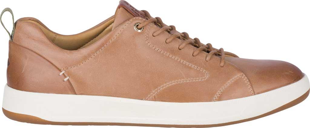 Men's Sperry Top-Sider Gold Cup Richfield LTT Sneaker, Tan Full Grain Leather, large, image 2