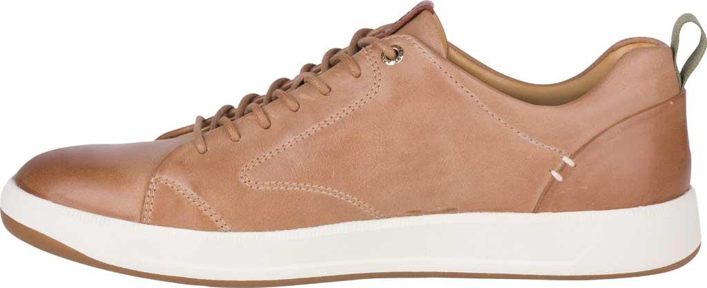 Men's Sperry Top-Sider Gold Cup Richfield LTT Sneaker, Tan Full Grain Leather, large, image 3