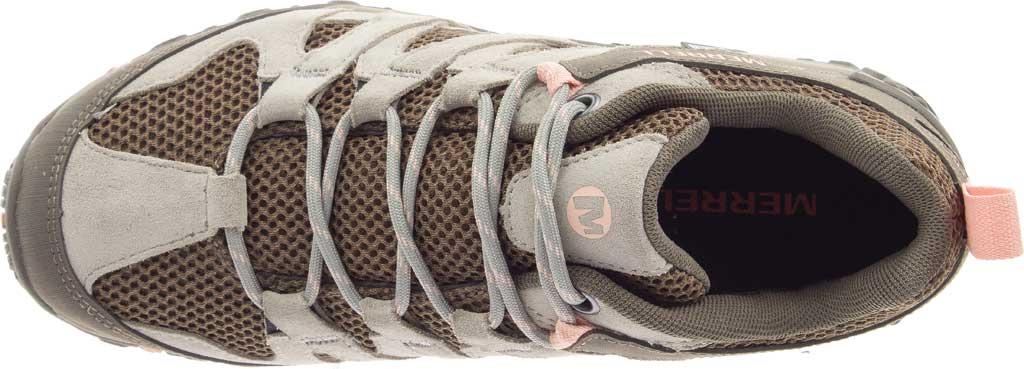 Women's Merrell Alverstone Waterproof Hiker Boot, Aluminum Suede/Mesh, large, image 5
