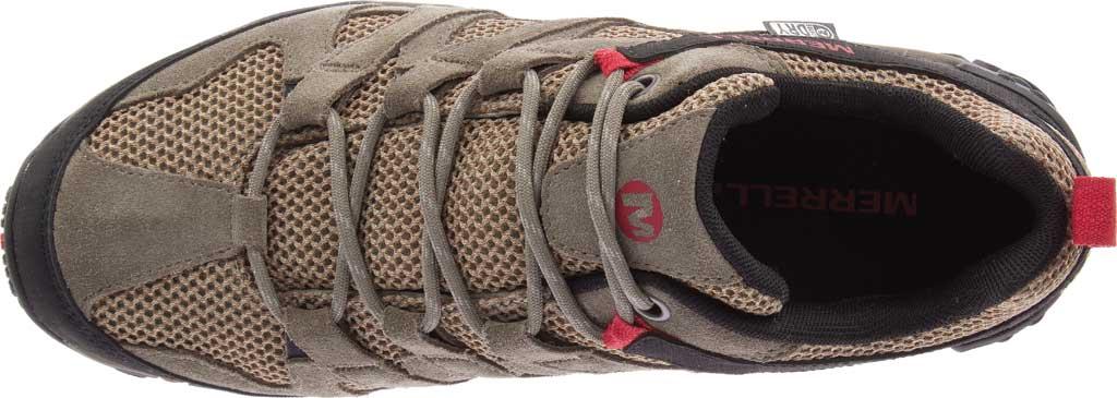 Men's Merrell Alverstone Waterproof Hiker Boot, Boulder Suede/Mesh, large, image 5