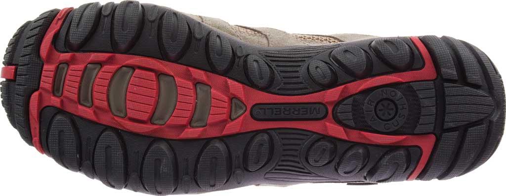Men's Merrell Alverstone Waterproof Hiker Boot, Boulder Suede/Mesh, large, image 6