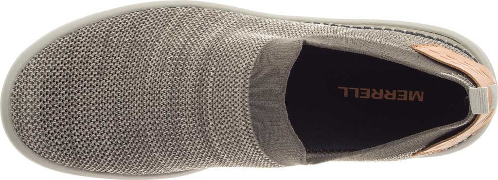 Men's Merrell Gridway Moc Slip On, Boulder Knit, large, image 5
