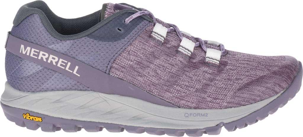 Women's Merrell Antora Trail Shoe, Nirvana Textile/TPU, large, image 2
