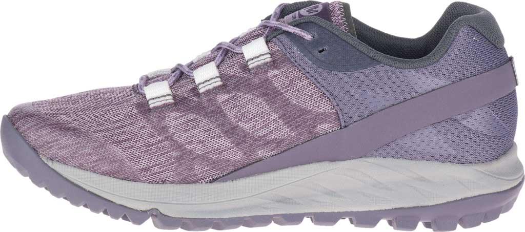 Women's Merrell Antora Trail Shoe, Nirvana Textile/TPU, large, image 3
