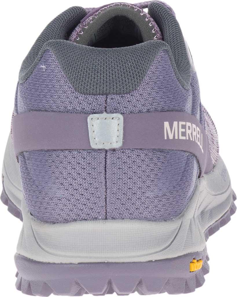 Women's Merrell Antora Trail Shoe, Nirvana Textile/TPU, large, image 4