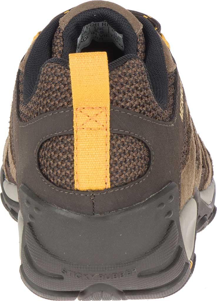 Men's Merrell Alverstone Hiking Boot, Merrell Stone Suede/Mesh, large, image 4