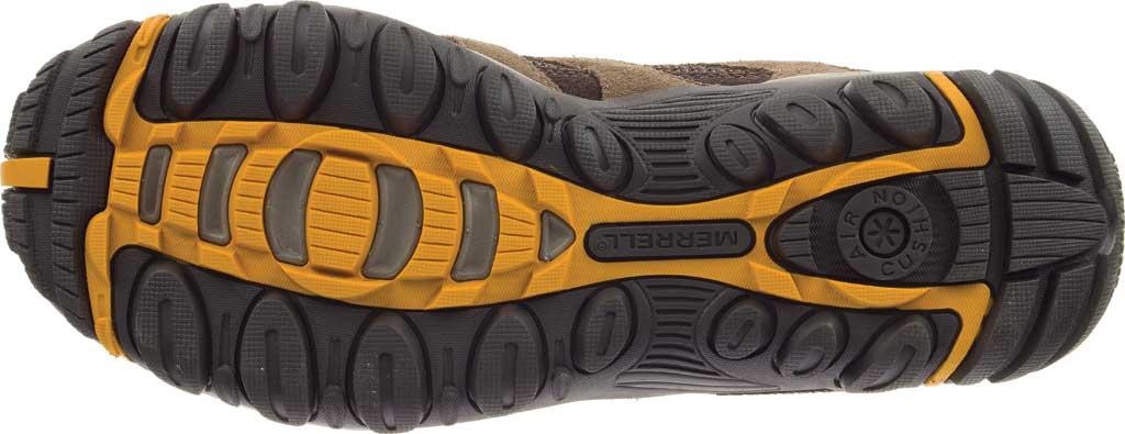 Men's Merrell Alverstone Hiking Boot, Merrell Stone Suede/Mesh, large, image 6