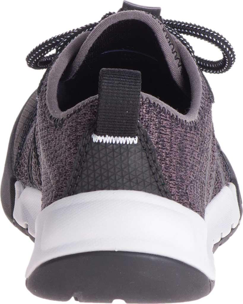Women's Chaco Torrent Pro Vegan Sneaker, Black, large, image 4