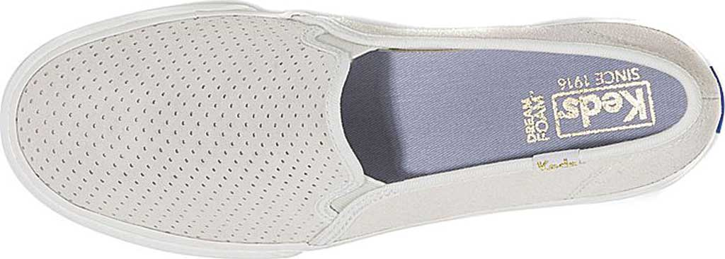 Women's Keds Courty Core Sneaker, White Leather, large, image 3