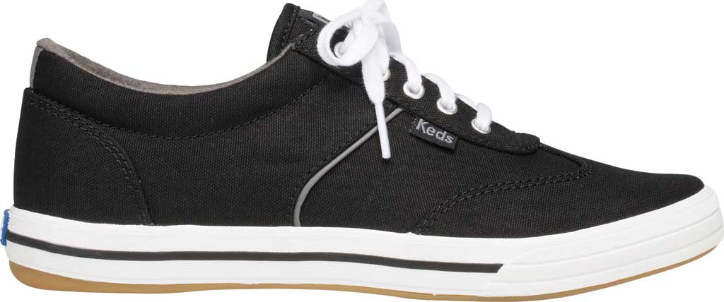 Women's Keds Courty Core Sneaker, Black (Twill), large, image 2