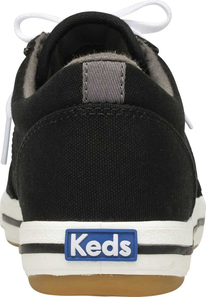 Women's Keds Courty Core Sneaker, Black (Twill), large, image 3
