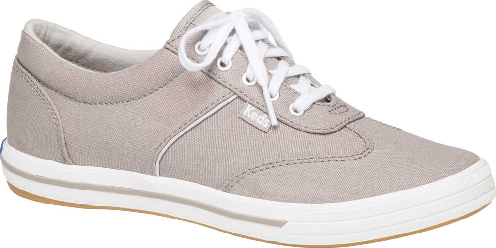 Women's Keds Courty Core Sneaker, Gray (Twill), large, image 1
