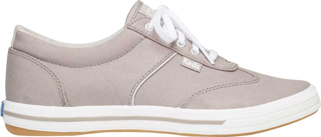 Women's Keds Courty Core Sneaker, Gray (Twill), large, image 2