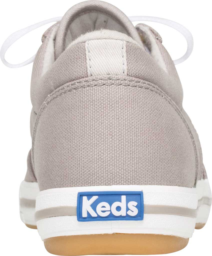 Women's Keds Courty Core Sneaker, Gray (Twill), large, image 3