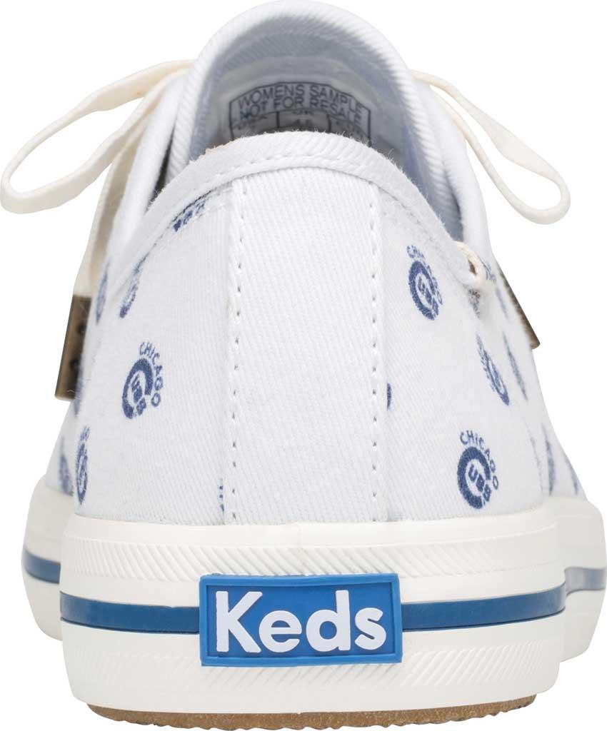 Women's Keds Kickstart MLB Sneaker, Cubs Canvas, large, image 3