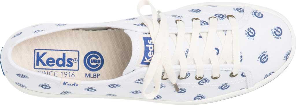 Women's Keds Kickstart MLB Sneaker, Cubs Canvas, large, image 4