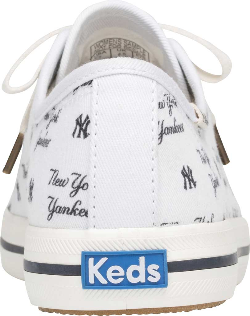 Women's Keds Kickstart MLB Sneaker, Yankees Canvas, large, image 3