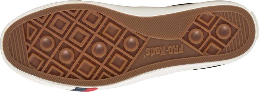 Keds PRO-Keds Royal Plus Suede Sneaker, Black, large, image 4