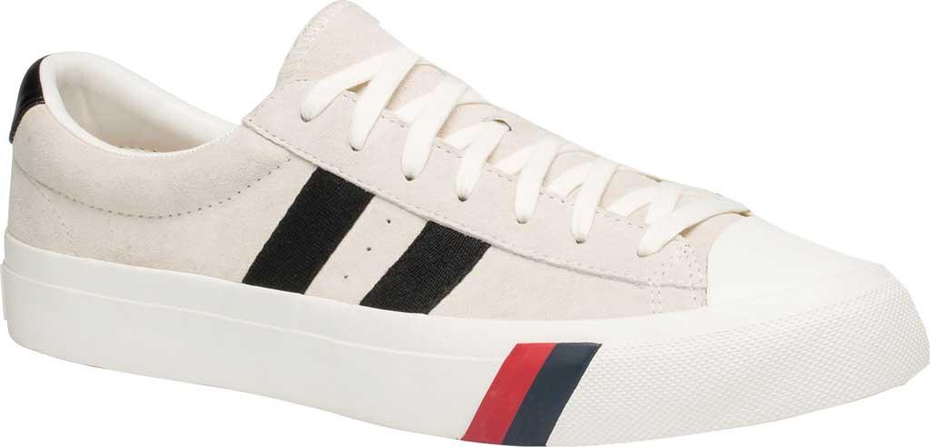 Keds PRO-Keds Royal Plus Suede Sneaker, Cream, large, image 1