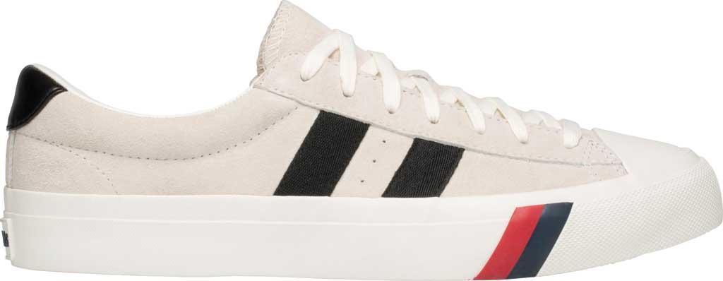 Keds PRO-Keds Royal Plus Suede Sneaker, Cream, large, image 2
